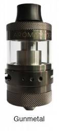AROMAMIZER LITE RTA 2 IN 1 DL AND MTL GUNMETAL